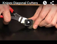 knipex diagonal cutters