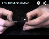 low c# minibal mechanism