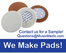 We Make Pads