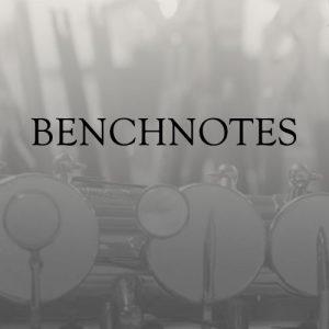 Benchnotes